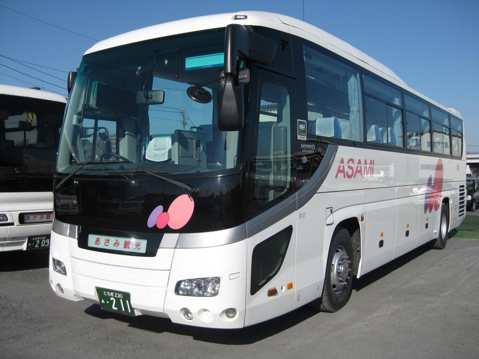 あさみ観光バス